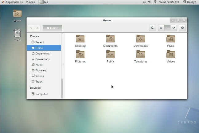 centos安装桌面系统方法 云服务器 第1张